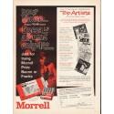 "1962 Morrell Pride Bacon Ad ""Decca albums"""