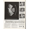 """1962 Squibb Broxodent Ad """"60 brush strokes each second"""""""