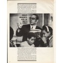 "1962 LIFE Magazine Ad ""Great Moments in LIFE"""