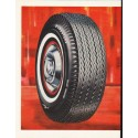 """1962 Firestone Tires Ad """"Your Symbol of Quality and Service"""""""