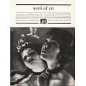 "1962 LIFE Magazine Ad ""work of art"""