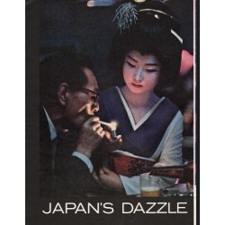 1962 Japan Article ~ Dazzle After Dark