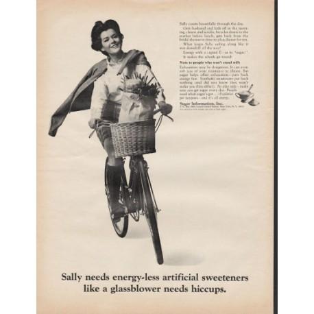 "1966 Sugar Information, Inc. Ad ""Sally"""