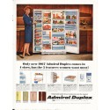 """1966 Admiral Dulex Ad """"Julia Meade, stage and TV personality"""""""