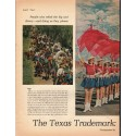 1966 The Texas Trademark Article ~ Flair for the Flamboyant