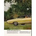 """1968 Chevrolet Caprice Ad """"Silent Ride of Quality"""" ~ (model year 1968)"""