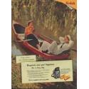 """1952 Kodak Ad """"Snapshots"""""""