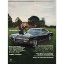 """1968 Buick Riviera Ad """"They didn't louse it up"""" ~ (model year 1968)"""