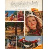"1965 Kodak Film Ad ""Autumn moments like these"""
