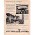1953 General Insurance Company of America Ad