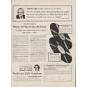 """1955 Music Appreciation Record Ad """"High-Fidelity"""""""