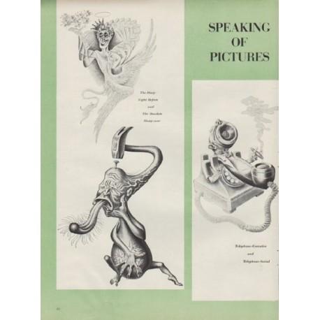 "1955 Boris Artzybasheff Article ""manlike machines"""