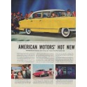 "1955 Nash Ad ""Hot New '55 Nash"""
