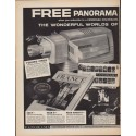 "1961 Panorama Ad ""Free Panorama Colorslide Projector"""