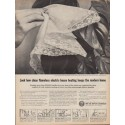 """1961 Edison Electric Institute Ad """"clean flameless electric house heating"""""""