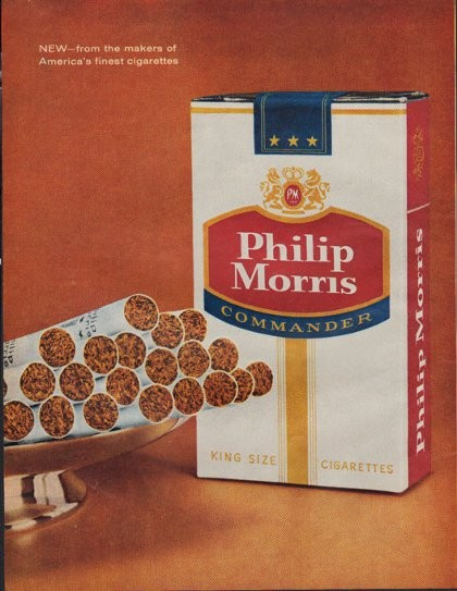 phillip morris and the tobacco industry Shop from the world's largest selection and best deals for philip morris international collectible tobacco cigarettes shop with confidence on ebay.