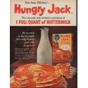 "1962 Hungry Jack Ad ""New from Pillsbury"""