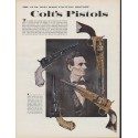 "1962 Colt's Pistols Article ""The guns that made exciting history"""