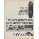 "1962 B.F. Goodrich Ad ""Big Edge Tires"""
