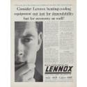 "1962 Lennox Ad ""Consider Lennox"""