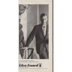 "1959 Glen Guard Ad ""A new world of summer elegance!"""